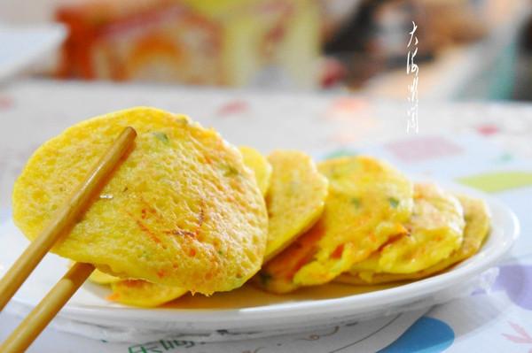 嫩玉米饼的做法