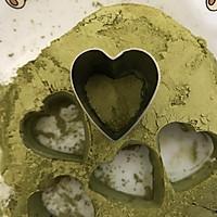 日式抹茶生巧克力-浓情表爱意的做法图解11
