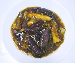 蒜末茄子的做法