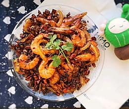 #快手又营养,我家的冬日必备菜品#川味第二弹~香辣虾的做法