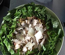 留学生懒人版白酱培根蘑菇意面的做法