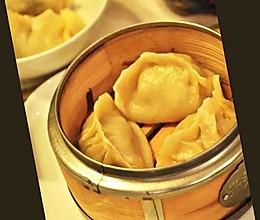 萝卜缨馅蒸饺的做法