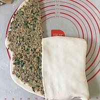 千层吱油饼(油渣饼)的做法图解10