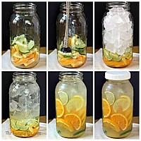 夏日特饮—Detox water(健康排毒水)的做法图解1