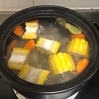 山药玉米猪骨汤的做法图解8