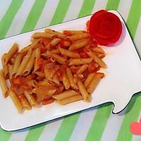 番茄意大利面的做法图解5