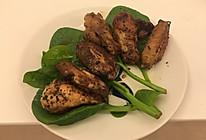 最好吃的香煎鸡翅—香茅鸡翅#深夜食堂快手菜#的做法