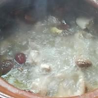 老鸡煲汤的做法图解4