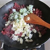 香肠土豆焖饭的做法图解4