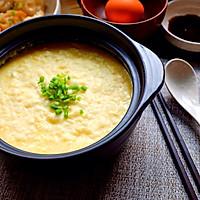 煨煮蛋粥的做法图解11