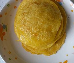 玉米面小饼的做法