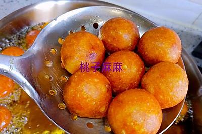 炸红薯丸子(新年必备)