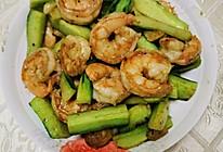 虾仁炒黄瓜的做法