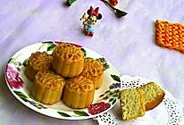 广式椰蓉月饼#安佳烘焙学院#的做法