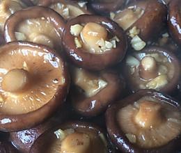 油焖香菇的做法