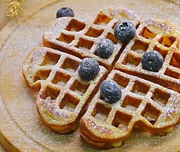 香草华夫饼——迷迭香的做法