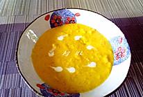南瓜奶油浓汤 Pumpkin Cream Soup的做法