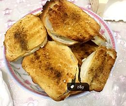 孜然烤馍片的做法