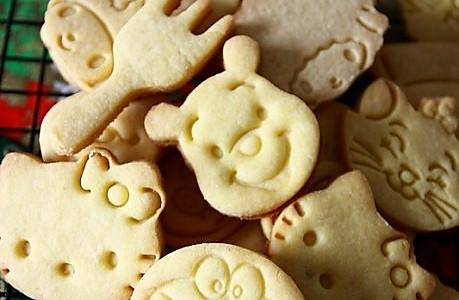 杏仁黄油饼干的做法