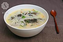 迷迭香美食| 萝卜丝鲫鱼汤的做法