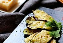 """蒜香奶酪烤茄子#""""宴""""遇灵山 拈花品素#的做法"""