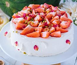 西瓜草莓千层蛋糕的做法