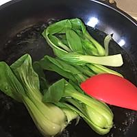 蚝油香菇青菜#人人能开小吃店#的做法图解5