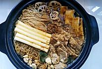 #牛气冲天#日式寿喜锅的做法