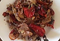 解决吃剩的烤鸭之辣子烤鸭肉的做法
