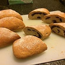 法式提子杂粮面包