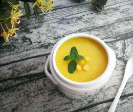 意大利面必配~~土豆玉米浓汤的做法