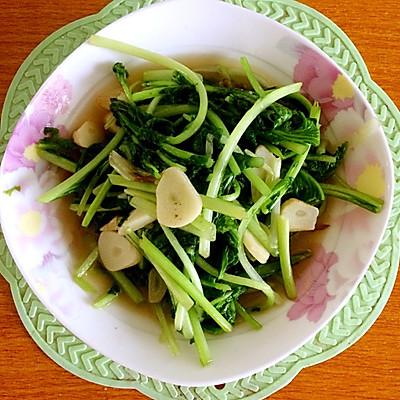 清炒小白菜(清炒青菜)