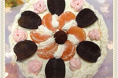 8寸 生日蛋糕