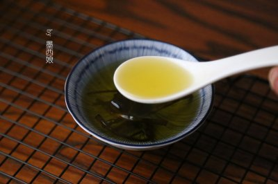 如何用香水的制作方法熬一碗葱油