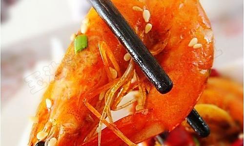 香辣虾 的做法