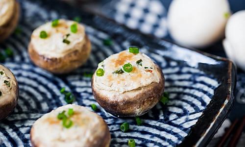 生煎口蘑的做法