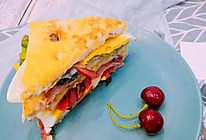 #带着美食去踏青#三明治的做法