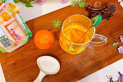 餐后芒果糖水