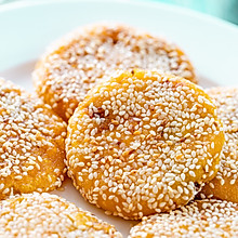 香甜软糯的南瓜饼,怎么吃都吃不够!