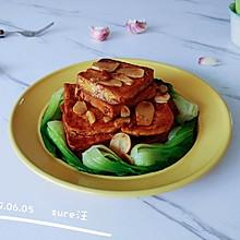 香香可乐蒜豆腐