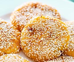 香甜软糯的南瓜饼,怎么吃都吃不够!的做法