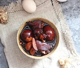 冬天来一碗,暖身又暖心的猪脚姜的做法