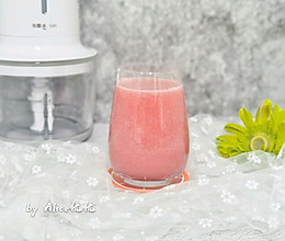 #全电厨王料理挑战赛热力开战!#蜜瓜西红柿汁的做法