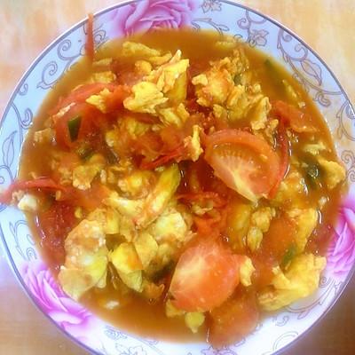 木须柿子(酸甜)