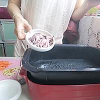 #麦子厨房#美食锅之泰式海鲜粉丝沙拉的做法图解5