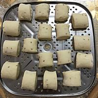亚麻籽牛奶馒头的做法图解11