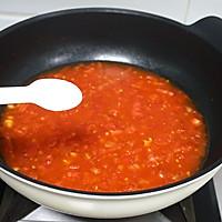 西红柿金针菇浓汤的做法图解6