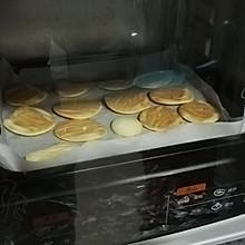 蛋白奶油脆饼