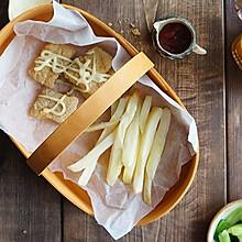 炸鱼排的做法_英式炸鱼薯条怎么做_英式炸鱼薯条的做法_豆果美食