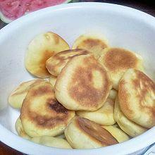 简单的家常烤饼